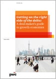 Getting on the Right Side of the Delta: A Deal-maker's Guide to Growth Economies