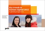 Key trends in human capital 2012
