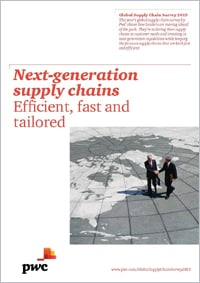 Global Supply Chain Survey 2013