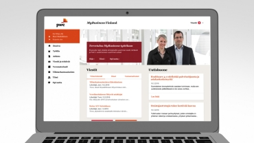 PwC - Services - MyBusiness